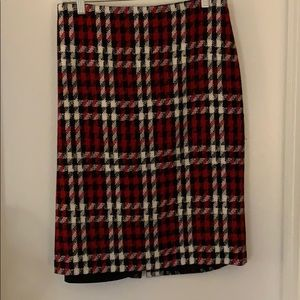 Talbots wool skirt, fully lined